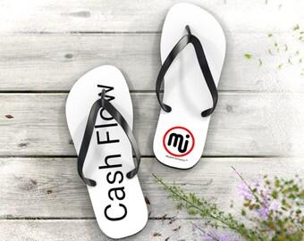 Master Investor Flip Flops