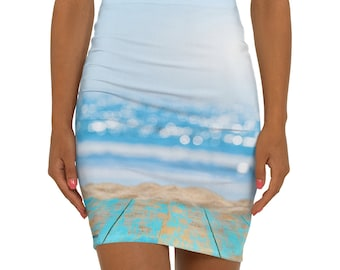 Maser Investor's Women Mini Skirt