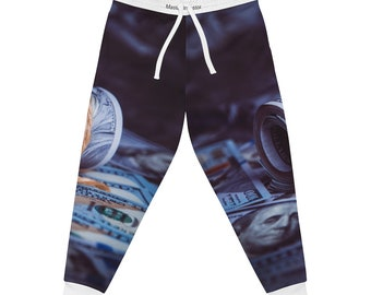 Master Investor's Athletic Joggers (AOP)