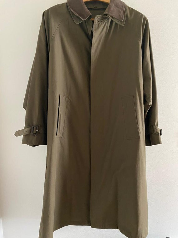 London Fog trench coat - image 1