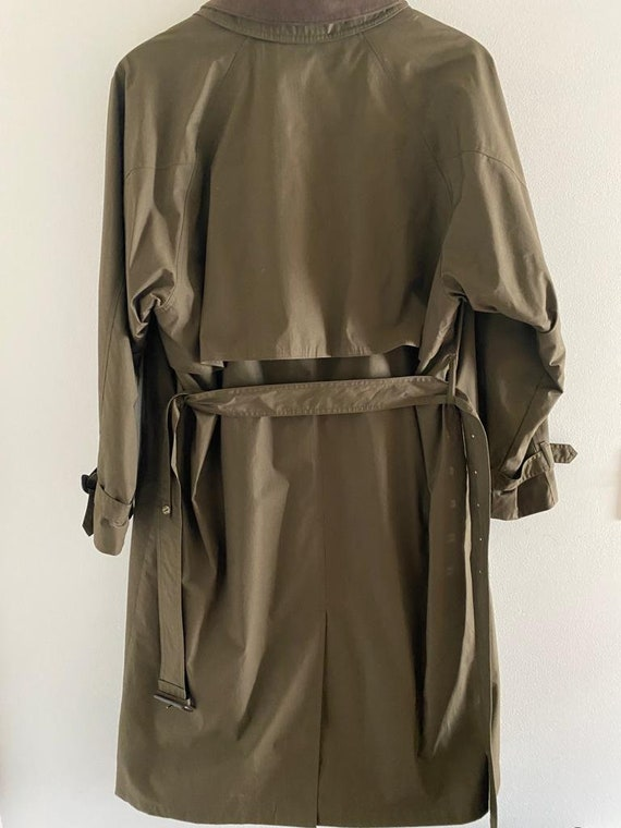 London Fog trench coat - image 5