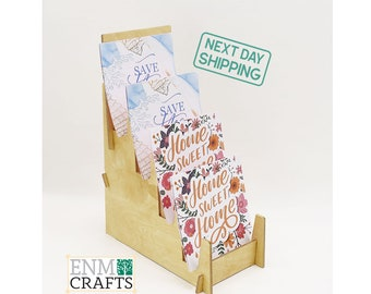Art Prints Display Holder, Display Rack for Craft Trade Shows - Next Day Shipping