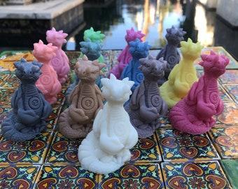 Cancer Zodiac Dragon Artisan Soap