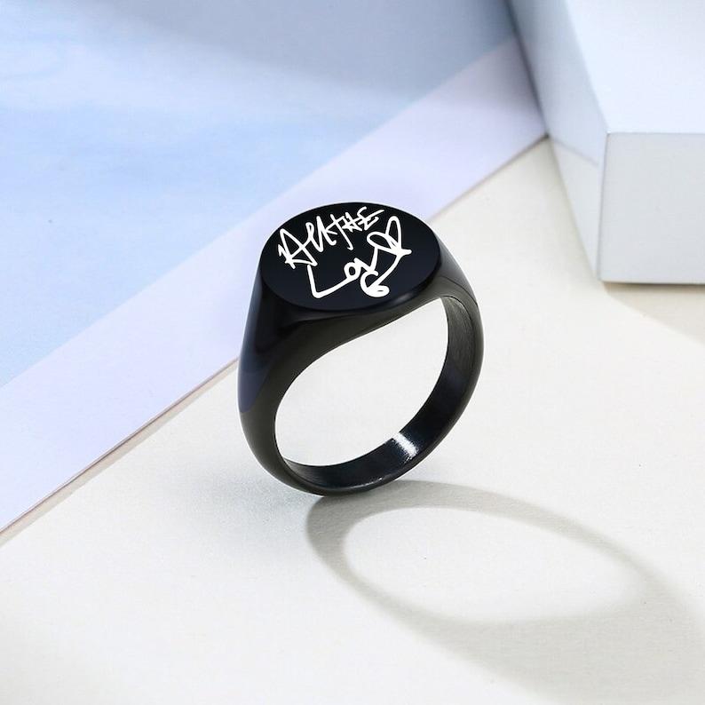 Zayn Malik Liam Payne Louis Tomlinson One Direction Merch Harry Styles Merch Harry Styles Women Ring One Direction Ring