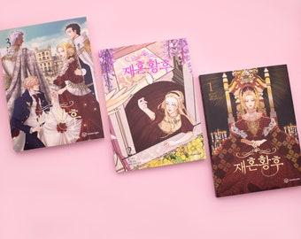 The Remarried Empress   Korean Comic   Korean Webtoon   Premium Manga Set