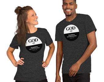 GOD Said Dominion Not Destruction Scripture Bible Spiritual