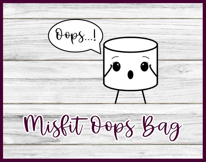 Misfit Oops Bag *No Coupon Codes*