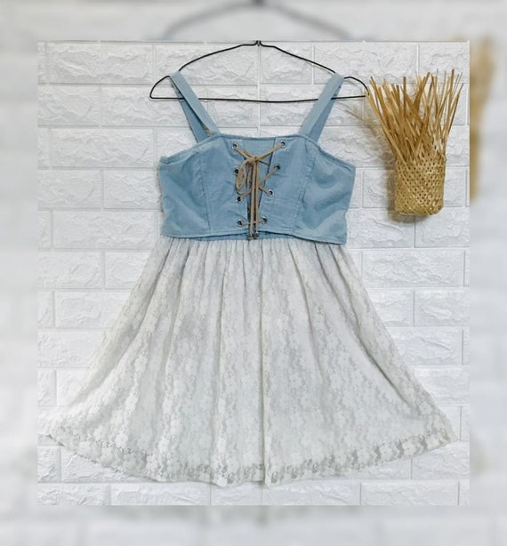 Kawaii Embroidered Lolita Dress