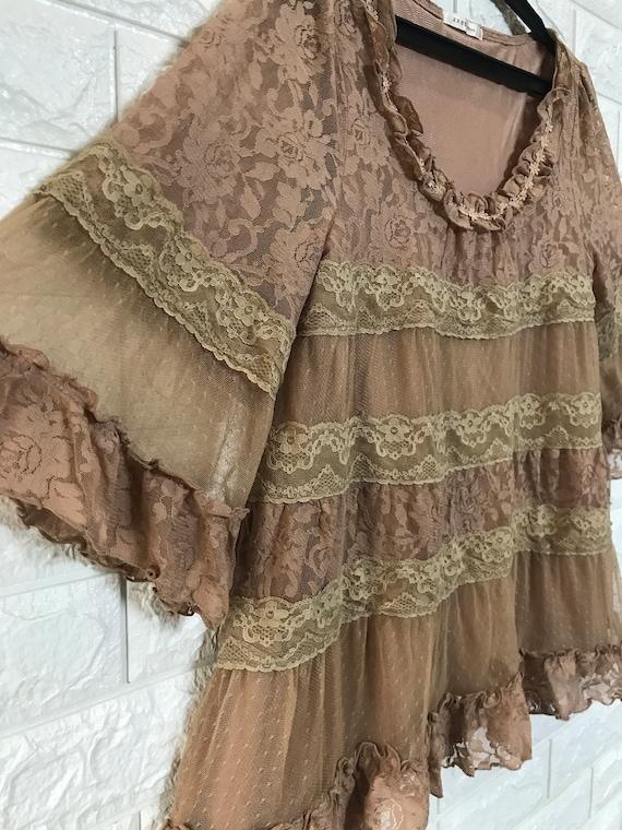 Lolita Kawaii Embroidered Dress