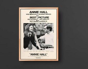 Annie Hall Movie Poster 24x36