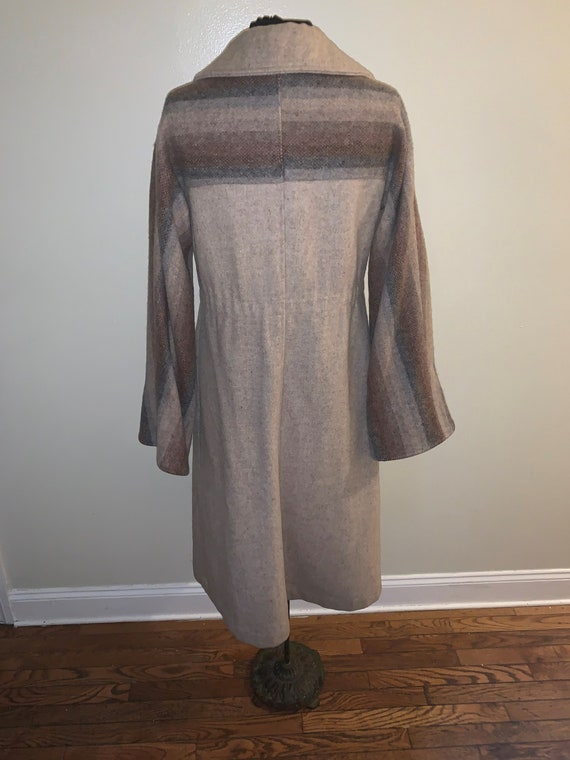 Wool Belted Coat - image 2