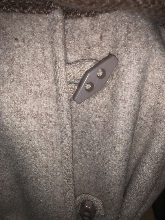 Wool Belted Coat - image 4