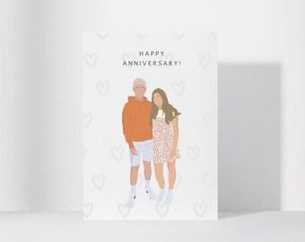 anniversary card for boyfriend