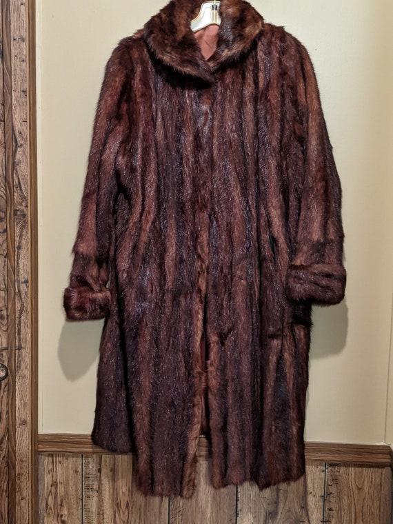 1940's Fur Coat
