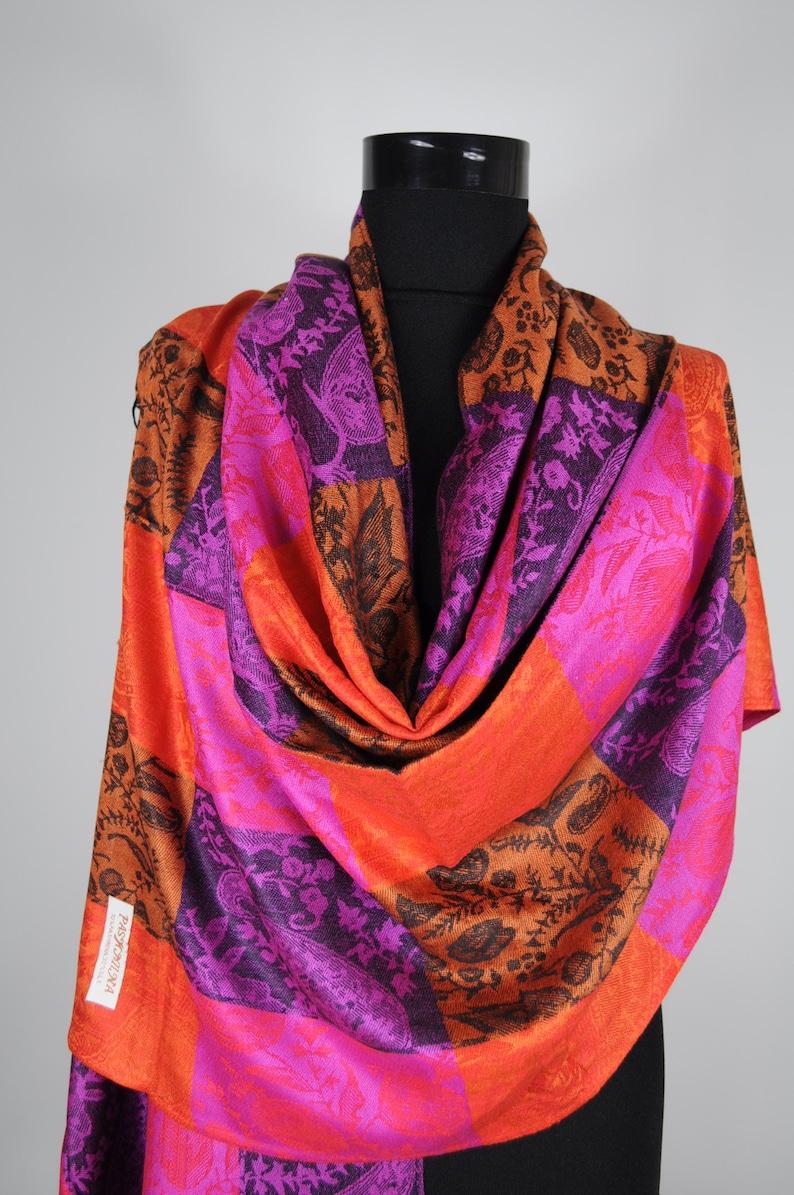Pashmina Soft Pashmina Lightweight Pashmina Colorful Scarf