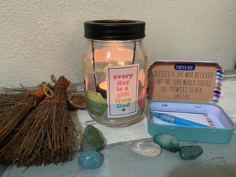 Tea Light Prayer Kits image 0