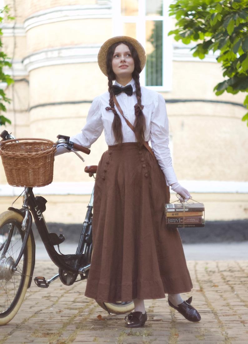 Victorian Skirts   Edwardian Skirts     Skirt Suffragette