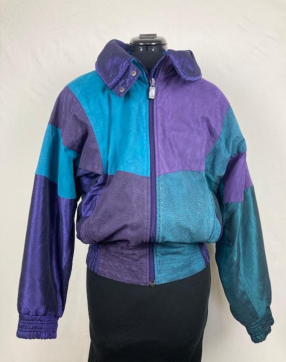 SKEA funnel neck ski jacket