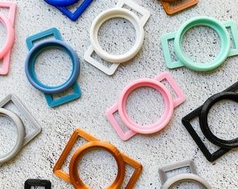 Pet Collar - Closed Loop - AirTag Case