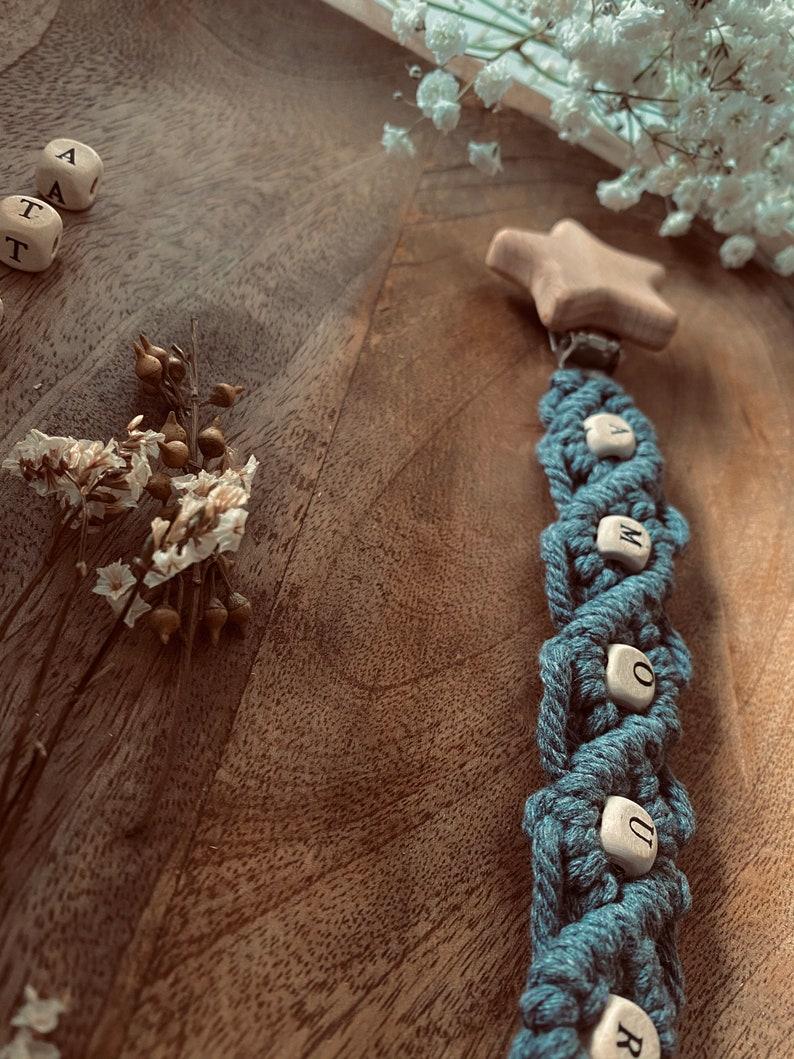 custom macram\u00e9 nipple fastener