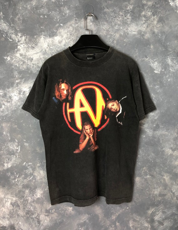 90s Vtg Hanson Brothers Pop Rock Tshirt/90s Hanson