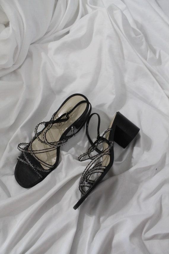 Strappy sandal - image 2