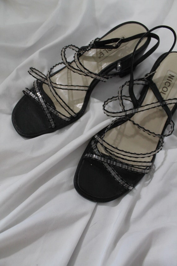 Strappy sandal - image 3