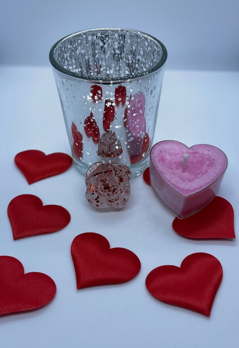 Mini gift set ideal for your mum or mom or someone who is just like a mum or Nangift setcandle gift setsilver