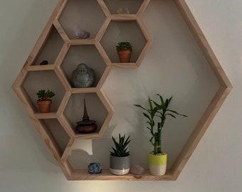 Unique Wall Shelf Etsy