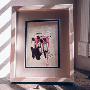 Lost Hearts Giclee Print