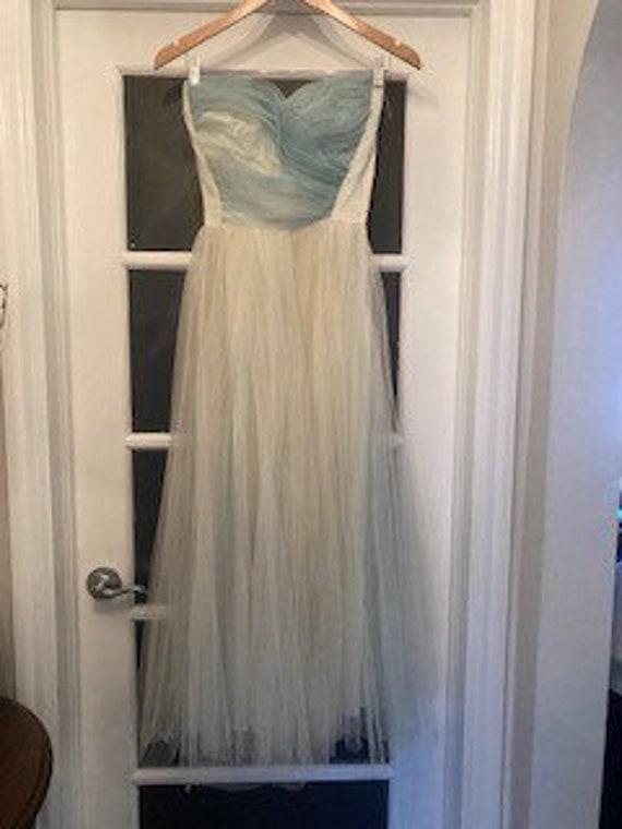 1950's Debutante dress Will Steinman Oiginal
