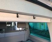 VW T5, T6 California Hook Set Rear, Rear Compartment