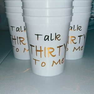 Custom Skyline Cups Mood Cup Dallas Party Favors Anniversary Party Cup 1860 cups that change colors Dallas Cups Engagement Party Cups