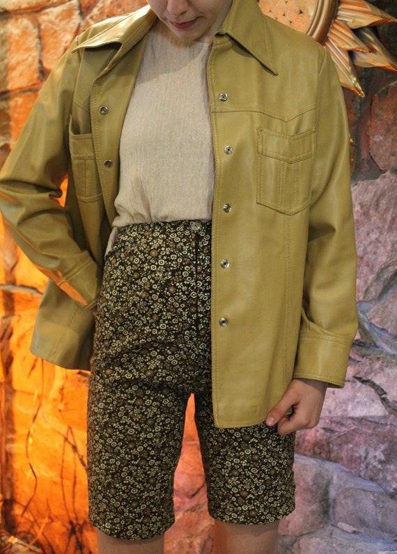 Vintage 70's Brown Coat// 70's Jacket