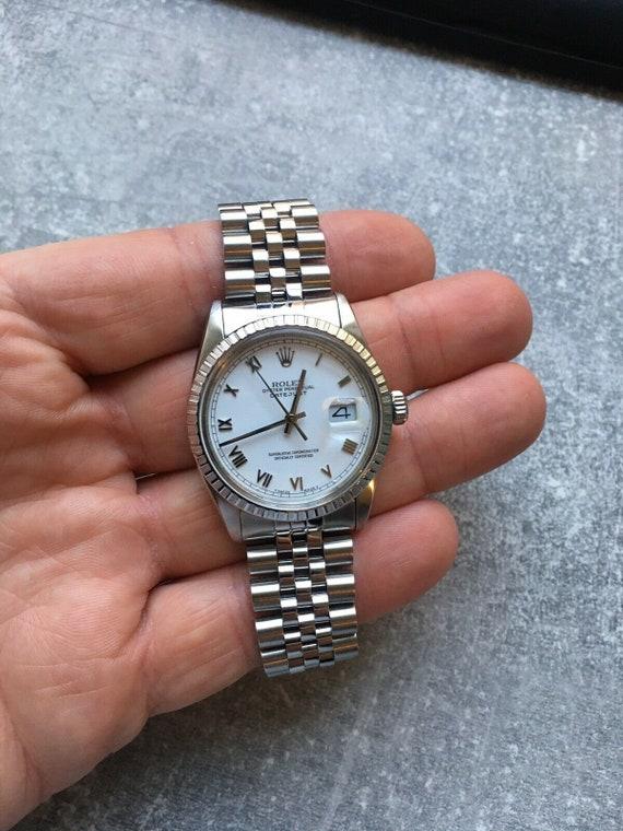 Men's vintage Rolex watch