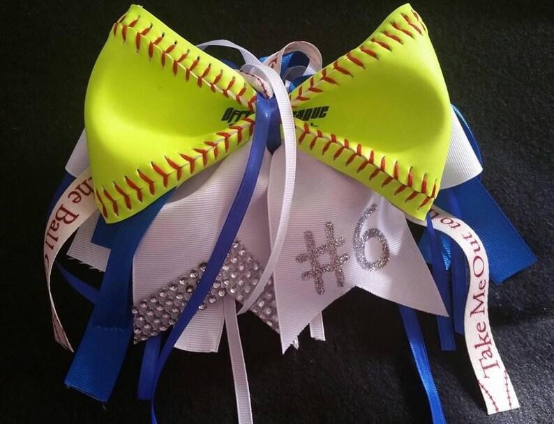 Softball bows