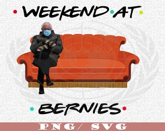Bernie Sanders Mittens Inauguration Bubble-free stickers Feel the Bern