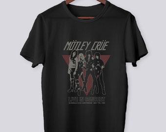 Old Stock NOS Vintage /& Original Chicago Rock n Roll Band T-Shirt Transfer