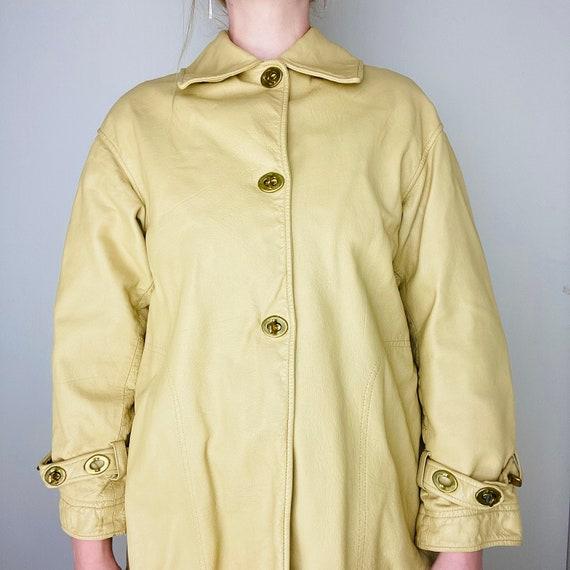 1960s Bonnie Cashin Saks Fifth Ave Leather Jacket - image 7
