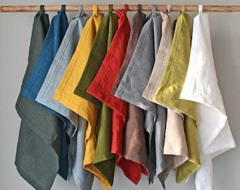 Linen tea towel, Natural linen dishclothes, Linen kitchen towel, Soft linen towel, Linen kitchen gift towel, Eco Tea towel.. Balticbloom
