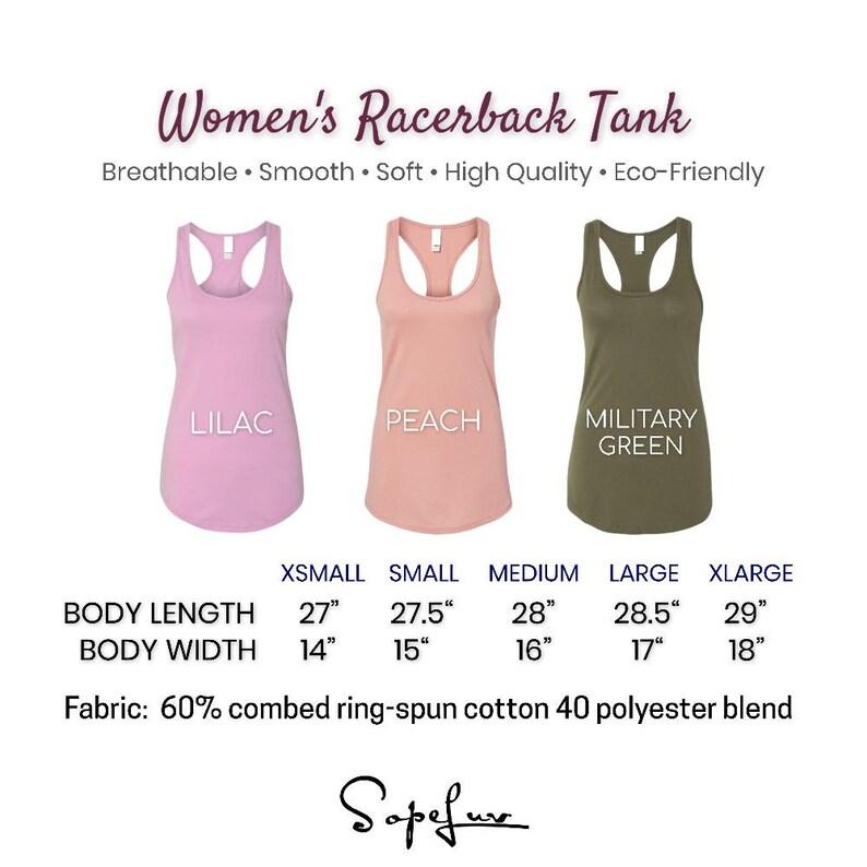 Training Tank Women/'s Racerback Tank |YESTERDAY NOW Women\u2019s  Tank Top Yoga Tank Gym Outfit TOMORROW Women/'s Workout Tank Top