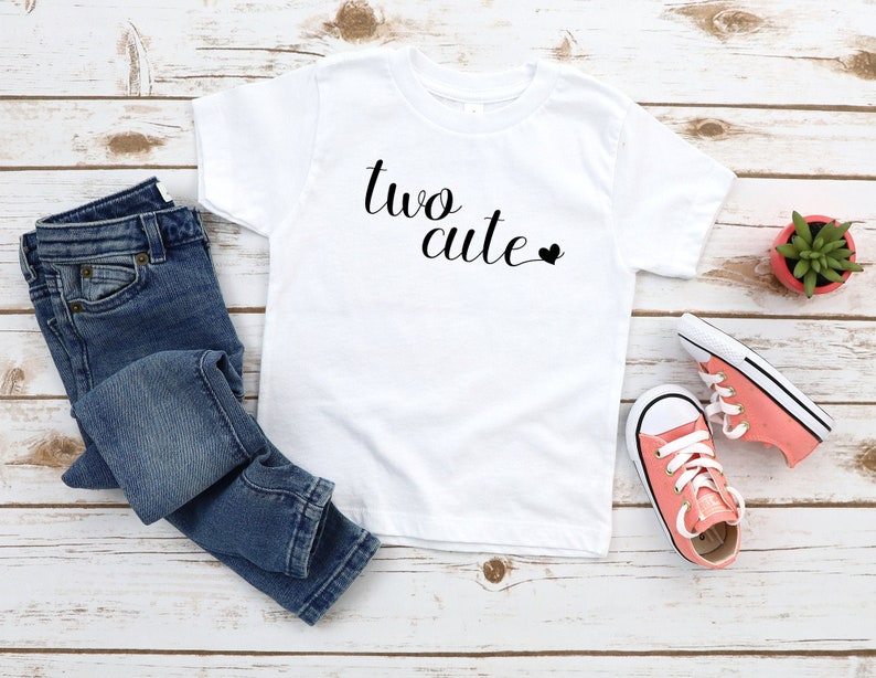 Two Cute Ironing Picture Gift Idea Kids T-Shirt