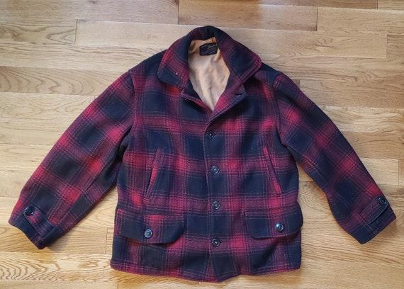 Vintage Dryback Hunting Coat and Pants set