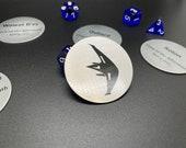 RPG Commemorative Token   Aluminum Campaign or Milestone Award   Single Challenge Coin