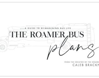 The Roamer Bus Plans