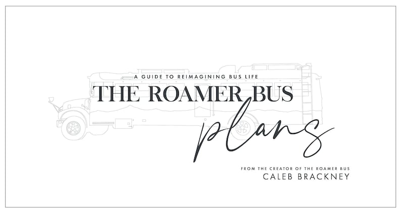 The Roamer Bus Plans image 1