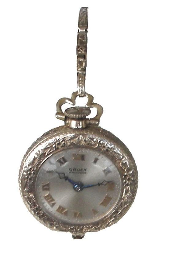 Ladies vintage watch gruen Gruen