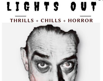 Lights Out-2 Classic Case Collection-30 1950's Television Shows on 7 DVD's-Bonus Arch Obolor Lights Out 1936-1946 Old Time Radio Show Mp3 CD