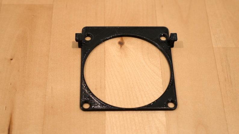 Original Xbox 70mm Nexus Fan adapter and mount