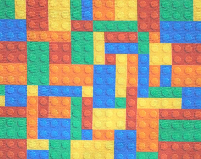 multi-coloured lego boxer shorts Toy blocks boxers